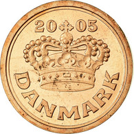 Monnaie, Danemark, Margrethe II, 50 Öre, 2005, Brondby, SUP, Bronze, KM:866.3 - Danemark