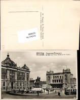 620808,Belgrad Belgrade Beograd Serbia Yugoslavia Straßenbahn Theater - Serbien