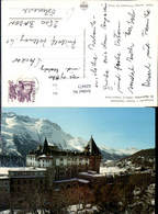 620473,St Moritz Palace Hotel Winteransicht - GR Graubünden