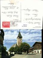 620448,Klosters-Serneus St Jakobs-Kirche Klosters U. Altes Rathaus - GR Graubünden
