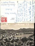 620444,Foto Ak Lugano Panorama - TI Tessin