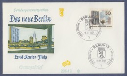 Berlin FDC 1965 - MiNr. 259 - Das Neue Berlin (A) - [5] Berlijn