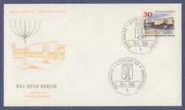 Berlin FDC 1966 - MiNr. 257 - Das Neue Berlin (A1) - [5] Berlijn
