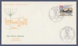 Berlin FDC 1966 - MiNr. 257 - Das Neue Berlin (A2) - [5] Berlijn