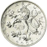 Monnaie, République Tchèque, 50 Haleru, 2003, Jablonec Nad Nisou, SUP - Czech Republic