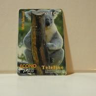 Phonecard - Switzerland - Teleline - 10 Francs - Schweiz