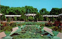 Indiana Fort Wayne Lakeside Park Flower Gardens - Fort Wayne