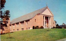 New Hampshire Nashua St Christopher's Church - Nashua