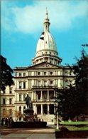 Michigan Lansing State Capitol Building - Lansing