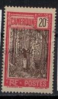 CAMEROUN      N° YVERT  :    135   OBLITERE     ( OB   03/62  ) - Camerún (1915-1959)