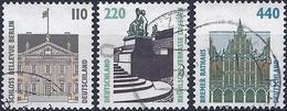 German Federal Republic 1997 - Mi 1935/37 - YT 1766/68 ( Turism ) Complete Issue - [7] République Fédérale