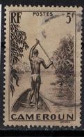 CAMEROUN      N° YVERT  :    189  OBLITERE     ( OB   03/62  ) - Cameroun (1915-1959)