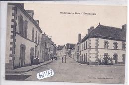 GUILVINEC- RUE CLEMENCEAU - Guilvinec