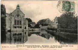 31rg 650 CPA - MONTGERON - LE MOULIN DE SENLIS - Montgeron