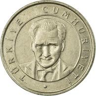 Monnaie, Turquie, 25 New Kurus, 2006, Istanbul, TTB, Copper-Nickel-Zinc, KM:1167 - Turquie