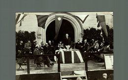 AT DUNROBIN CASTLE 16*12CM Fonds Victor FORBIN 1864-1947 - Personalidades Famosas