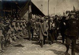 18*13CM Fonds Victor FORBIN 1864-1947 - Guerra, Militares