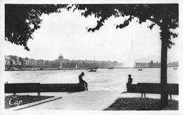 Genève - Le Lac Et Le Jet D'eau - Carte CAP N° 39 Non Circulée - GE Geneva
