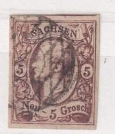 SACHSEN  MI N° 12 - Saxony