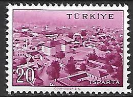 TURQUIE     -     1959 .    Y&T N° 1483 Oblitéré - 1921-... República