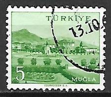 TURQUIE     -     1959 .    Y&T N° 1508 Oblitéré - 1921-... República