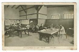 MAINZ / MAYENCE - Offiziergefangenen - Lager - Lese-Saal - Camp De Prisonniers Des Officiers- Salle De Lecture 1917 - Weltkrieg 1914-18