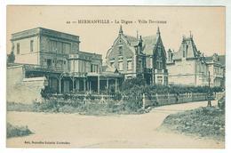 HERMANVILLE Près Lion Sur Mer - La Digue - Villa Devienne - France