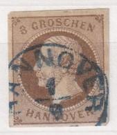HANNOVER   MI N° 25 Y  3 Ième Choix  CLAIR - Hannover