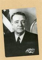 Photo Originale ,  L'amiral JAMES L. HOLLOWAY  Commandant Les Forces Débarquées Au  LIBAN  En 1958 - Guerre, Militaire