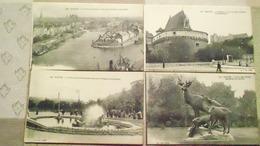 44CARTES DELOT DE 16 CARTES DE NANTESN° DE CASIER 16 - Postcards
