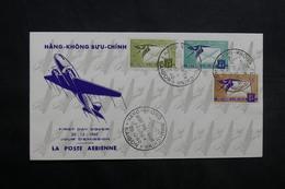 VIÊT-NAM - Enveloppe FDC 1960 , Poste Aérienne - L 33431 - Vietnam