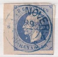 HANNOVER   MI N° 14   FORT CLAIR - Hannover