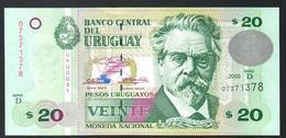 Uruguay 20 Pesos 2003 UNC - Uruguay