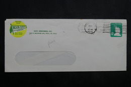 ETATS UNIS - Entier Postal Commerciale ( Repiquage) De Philadelphia En 1970 - L 33437 - 1961-80