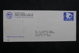 ETATS UNIS - Entier Postal Commerciale ( Repiquage) De Philadelphia Pour Camden - L 33438 - 1961-80