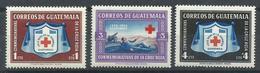 GUATEMALA  YVERT 391/93   MNH  ** - Guatemala