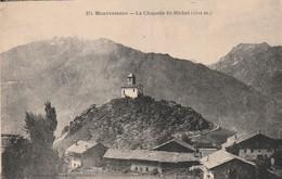 Rare Cpa Montvalezan La Chapelle St Michel - Francia