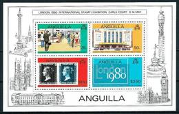 Anguilla Nº HB-29 Nuevo - Anguilla (1968-...)