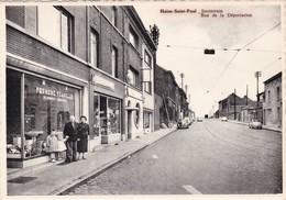 619 Haine Saint Pierre Souterrain Rue De La Deportation - Belgium