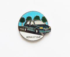 Pin's Voiture Renault Clio - Renault