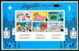 Anguilla Nº HB-19 (sobrecarga) Nuevo - Anguilla (1968-...)