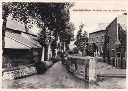619 Haine Saint Pierre La Haine Pres Du Moulin Jores - Belgium