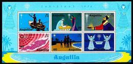 Anguilla Nº HB-7 Nuevo - Anguilla (1968-...)