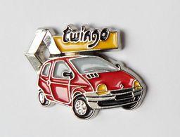 Pin's Voiture Renault Twingo - Renault