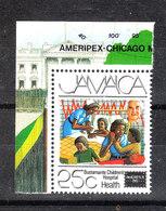 Giamaica  Jamaica  - 1986. Cure In Ospedale. Hospital Care. MNH - Medicina