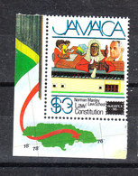 Giamaica  Jamaica  - 1986. Giudice E Studenti Avvocati. Judge And Student Lawyers. MNH - Professioni
