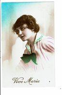 CPA - Carte Postale -Belgique-Vive Marie Avec Une Dame Et Son Gros Nœud Papillon-VM3991 - Holidays & Celebrations