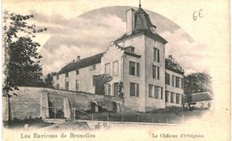 OTTIGNIES   Les Environs De BRX  Le Château D' Ottignies - Ottignies-Louvain-la-Neuve