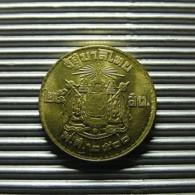 Thailand 25 Satang 1957 - Thailand
