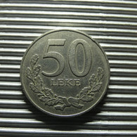 Albania 50 Leke 1996 - Albanië